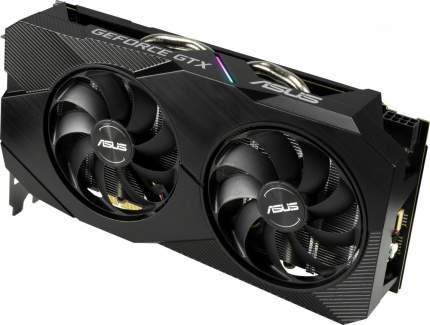 Видеокарта ASUS Dual nVidia GeForce GTX 1660 SUPER (DUAL-GTX1660S-O6G-EVO)