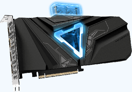 Видеокарта GIGABYTE nVidia GeForce RTX 2080 SUPER (GV-N208SGAMINGOC WB-8GD)