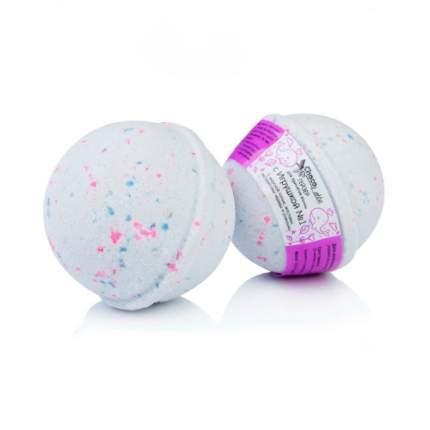 Гейзер (бурлящий шар) для ванн ChocoLatte С ИГРУШКОЙ №1 с морской солью и маслами, d 6