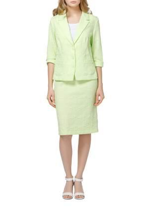 Жакет женский Helmidge 7055 зеленый 22 UK