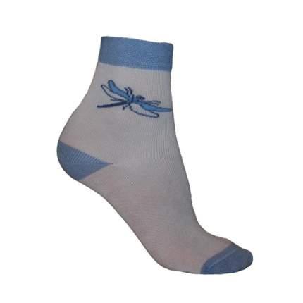 Носки детские Lapcap, цв. голубой р.14-16
