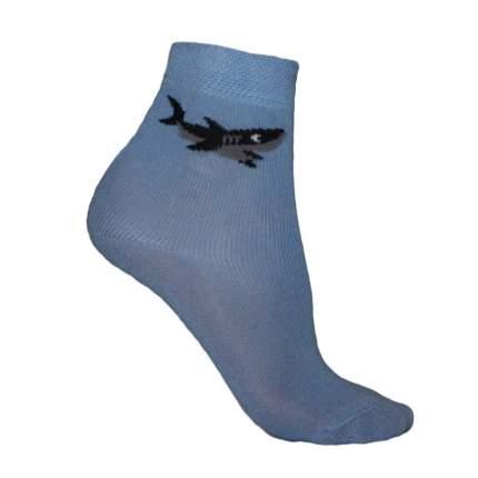 Носки детские LapCap Акула голубые, р. 16-18