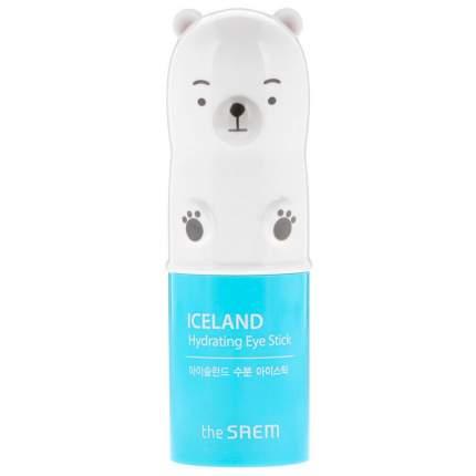 Стик для глаз The Saem Iceland Hydrating Eye Stick с ледниковой водой 8 гр