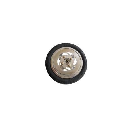 Колесо для самоката Hudora для Big Wheel Dual Break Air 205 мм черное