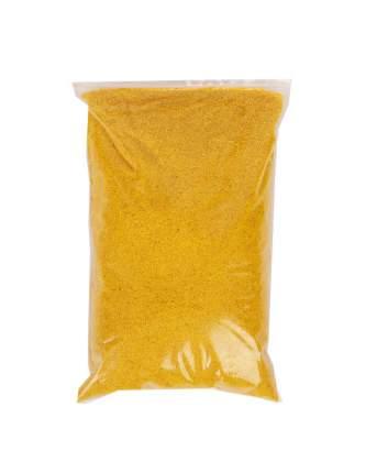 Декоративный песок Наш Кедр 5040 темно-желтый 10 кг