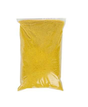 Декоративный песок Наш Кедр 5036 желтый 10 кг