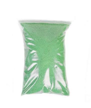 Декоративный песок Наш Кедр 5024 зеленый 10 кг