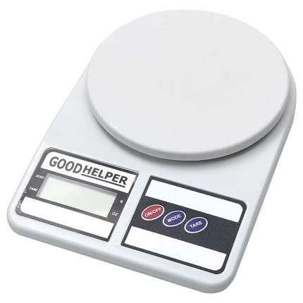 Весы кухонные Goodhelper KS-S01 White