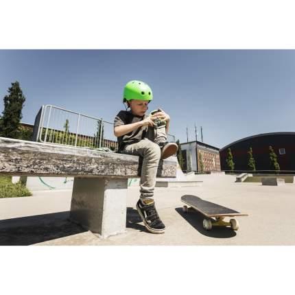 Шлем защитный HUDORA, зелёный