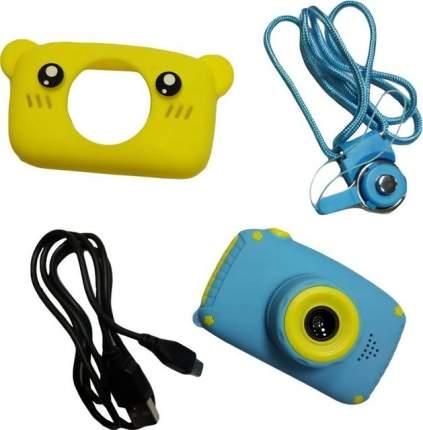 Детский фотоаппарат Smart Kids Camera Bear желтый
