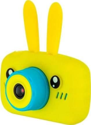 Детский фотоаппарат Smart Kids Camera Bunny желтый