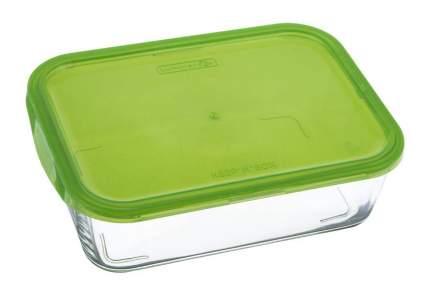 Контейнер Luminarc Keepn 1,16 л Прозрачный/Зеленый