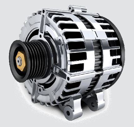 Генератор Bosch F00M346135