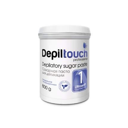 Сахарная паста Depiltouch Depilatory Sugar Paste Ultrasoft №1 сверхмягкая, 800 гр