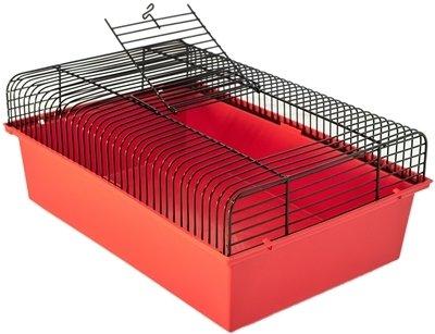 Клетка для крыс, морских свинок, мышей, хомяков Дарэлл 14х26х37см