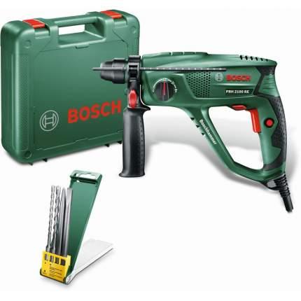 Сетевой перфоратор Bosch PBH 2100 RE 06033A9302