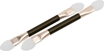 Аппликаторы Dewal Beauty, двухсторонние, 75 мм, 4 штуки