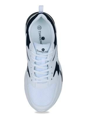 Кроссовки мужские TimeJump K1809-8 белые/синие 40 RU