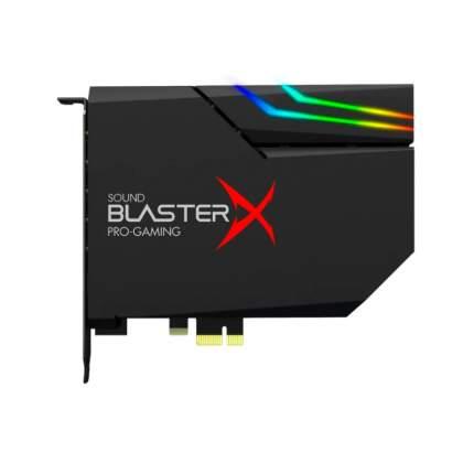 Звуковая карта Creative BlasterX AE-5 Plus (70SB174000003)