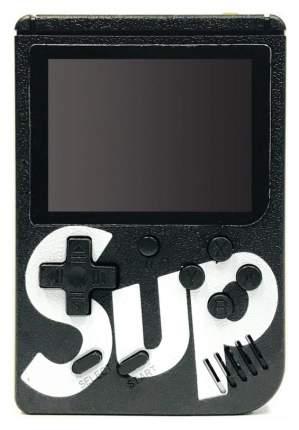 Портативная игровая консоль SUP Black Game Box 8 bit 400 встроенных игр