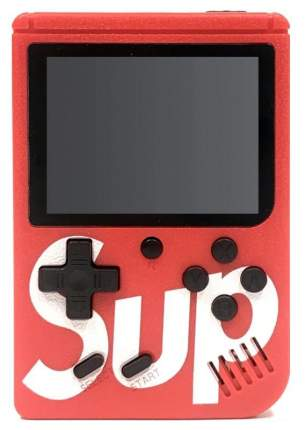 Портативная игровая консоль SUP Red Game Box 8 bit 400 встроенных игр