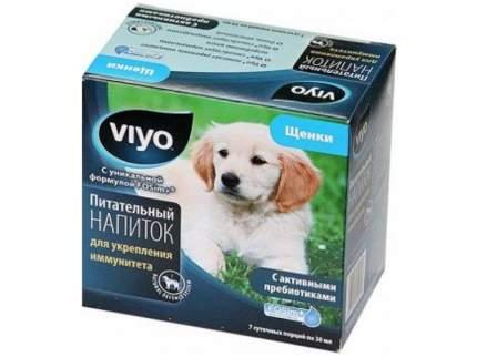 Пребиотический напиток для укрепления иммунитета щенков VIYO Reinforces Dog Puppy 30мл