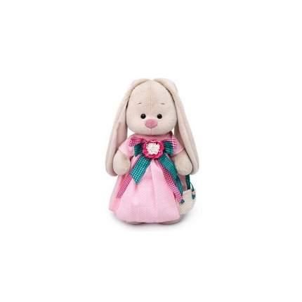 Мягкая игрушка BUDI BASA Зайка Ми Розовая дымка малый