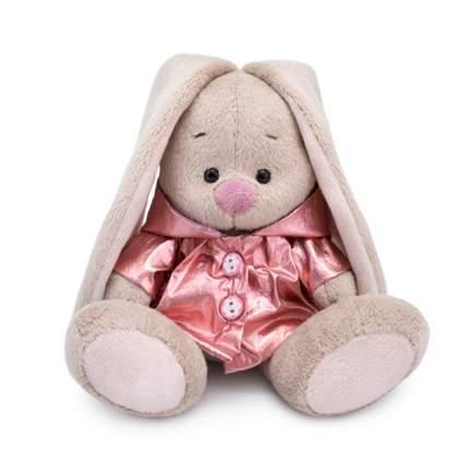 Мягкая игрушка BUDI BASA Зайка Ми в золотистом плаще малыш