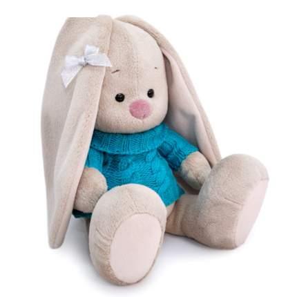 Мягкая игрушка BUDI BASA Зайка Ми в голубом свитере малый