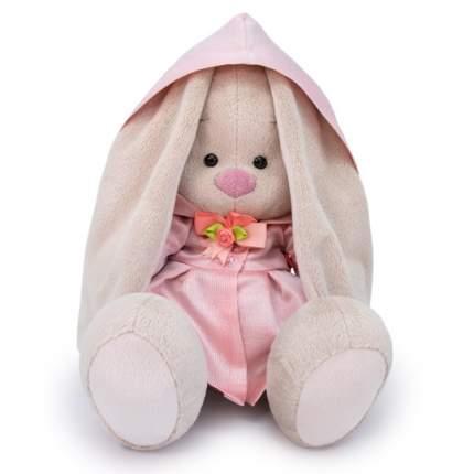 Мягкая игрушка BUDI BASA Зайка Ми в розовом плаще большой