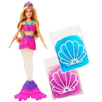 Кукла Barbie Mattel Русалочка со слаймом, 137003-TN