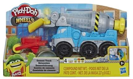 Игровой набор Hasbro Play-Doh Wheels Бетономешалка