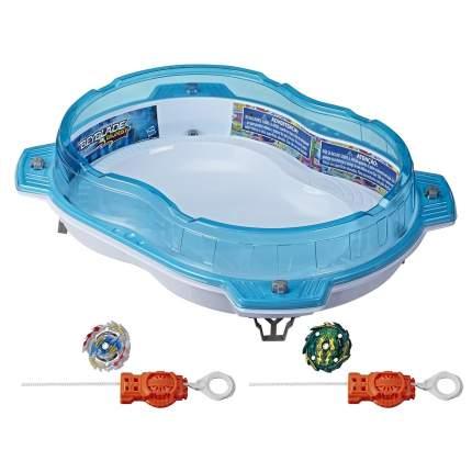 Игровой набор Hasbro Bayblade Арена Вертикальная Гиперсфера, 136981-TN