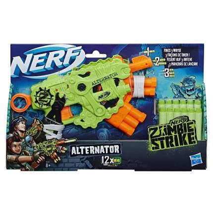 Игровой набор Hasbro Бластер Nerf Зомби Альтернатор, 136986-TN