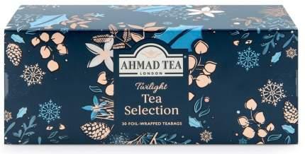 """Чай """"Ahmad Tea"""", Набор """"Таинственные Сумерки"""", пакетики в конвертах 3 вкуса, 30х2г"""