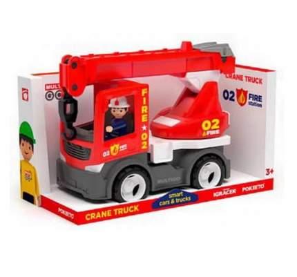 Пожарный кран Efko с фигуркой водителя