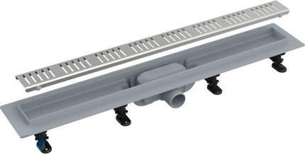 Душевой лоток AlcaPlast APZ10-Simple 850 с решеткой и опорами