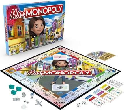 Игра настольная Hasbro Мисс Монополия