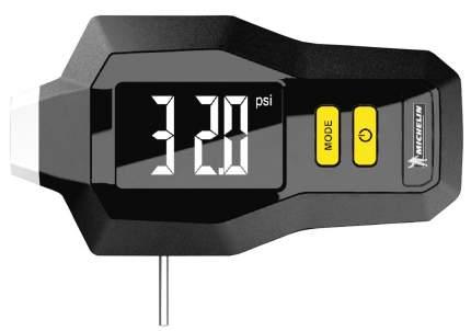 Цифровой манометр MICHELIN с функц измерения ост глубины протектора, фонариком 12293