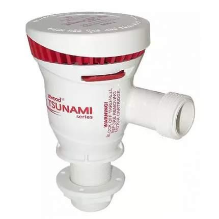 Помпа для аэрации/трюмная Attwood Tsunami T500 33 л/мин 12В (4640-1)
