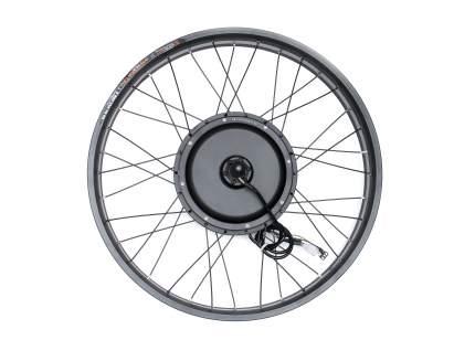 """1036 - Мотор-колесо FAT переднее 350-1500Вт 36-48В, 26х4"""", спицы черные"""