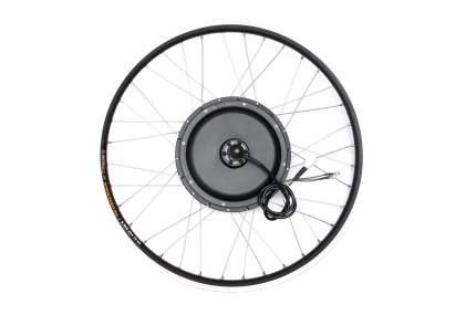 Мотор-колесо заднее 350-1000Вт 36-48В, спицы серые
