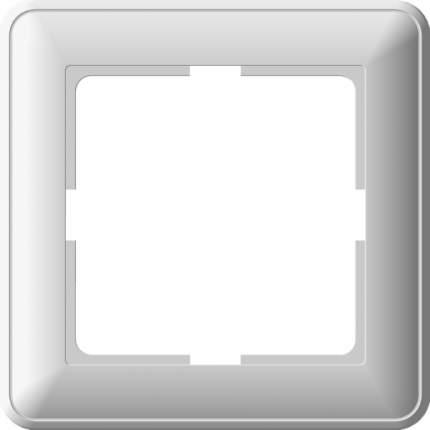 Рамка Schneider Electric Wessen 59 1-ая Белая