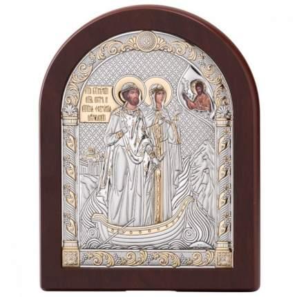 "Икона ""Петр и Февронья"", Valenti, 84130/3ORO"