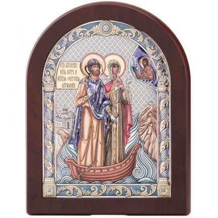 "Икона ""Петр и Февронья"", Valenti, 84130/5COL"