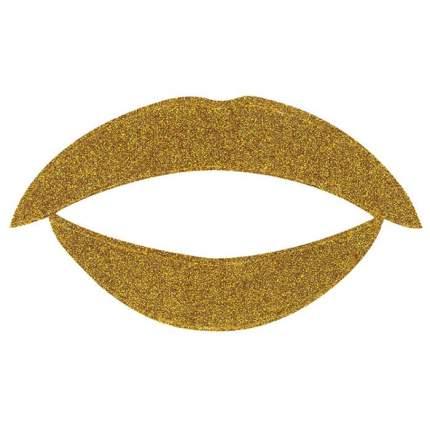 Изображения для губ Lip Tattoo Золотой блеск