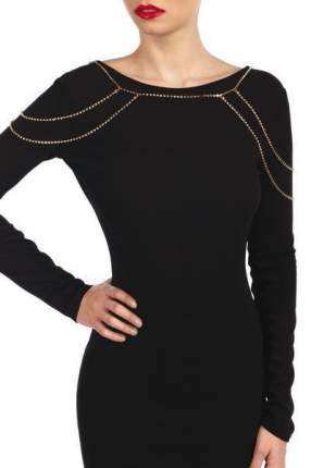 Золотистое украшение на плечи или бедра MIA OR