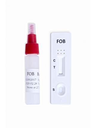 Экспресс-тест Будьте уверены Скрытая кровь (гемоглобин) в кале человека 1 шт.