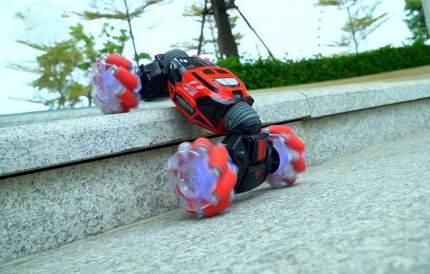 Машинка-перевертыш SkidDing Stunt Car red управляемая жестами