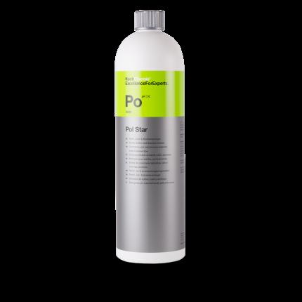 Средство для чистки кожи, алькантары, ткани  POL STAR  (1 л) 92001